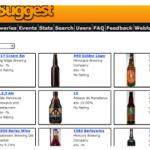 BeerSuggest — Социальная Сеть Любителей Пива