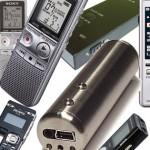 Цифровые диктофоны на службе у человечества
