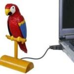 Пипи — USB попугай