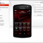 Эмулятор BlackBerry Storm 2