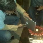 Чем лучше резать торт если вы Rahul Sood