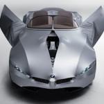 BMW создала машину из ткани
