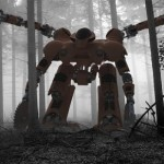 Forest Fire Robot — робот пожарник
