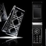 Dior Phone Diamonds «Гламурно Чёрный»