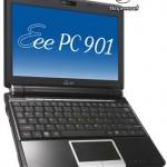 Eee PC 901 теперь и чёрный. Eee PC темнеет