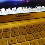 Золотой Macbook Air
