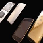 Золотой iPod Nano и iPod Touch — мечта карманника