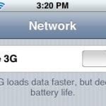 iPhone 2.0 будет иметь поддержку 3G