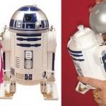 Питьевая бутылка R2-D2