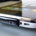SoundClip — «типо» усилитель звука для iPhone