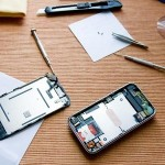 Как отремонтировать сотовый телефон