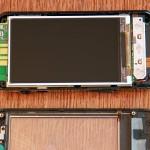 Как разобрать сенсорный телефон