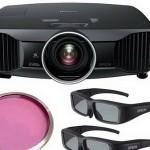 Проектор Epson EH-TW8100: домашний 3D-кинотеатр