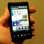 Тачскрин HTC HD mini