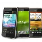 HTC Desire 400 — бюджетный смартфон от HTC