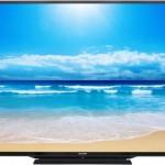 Самый большой телевизор в мире: Sharp AQUOS LED TV