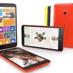 Nokia Lumia 1320: новинка с диагональю 6 дюймов