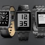 Steel от Pebble: «умные» часы в металлическом корпусе