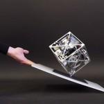 Cubli: совершенная балансировка