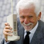История формирования мобильных телефонов