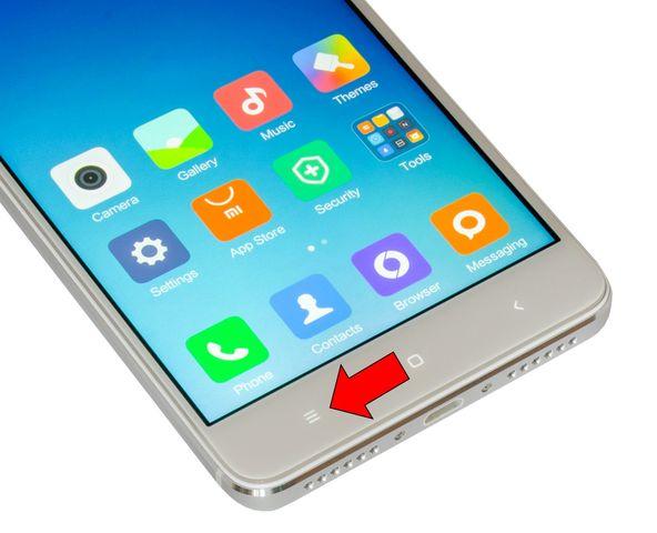 Xiaomi Redmi Note 4 как перенести контакты