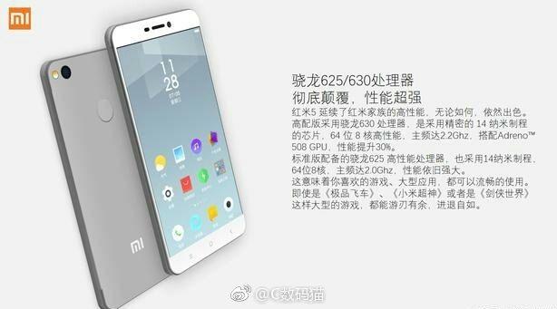 Xiaomi Redmi 5: цена, дата выпуска, характеристики, фото