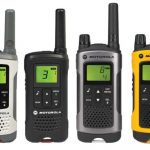 Motorola радиостанции