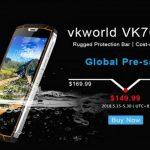 Представлен смартфон Vkworld VK7000: водонепроницаемость за 140 долларов