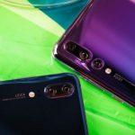 LG анонсировала смартфон с пятью камерами V40