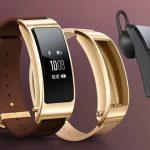 Huawei официально представил гибридный фитнес-браслет TalkBand B5