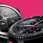 Умные часы Gear S4 получат Wear OS