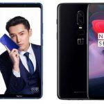 Honor Note 10 против OnePlus 6: какой смартфон лучше