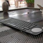 Умная клавиатура Logitech для умного телевизора