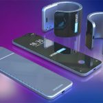 Новый гибрид смартфона и браслета от Samsung