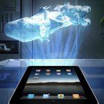 3D-контент в смартфоне: достаточно плёнки Holoscreen